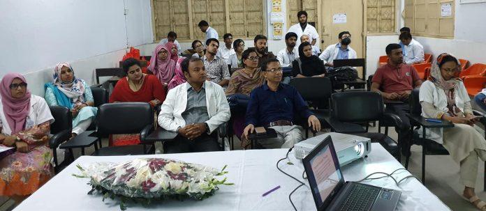 ঢাকা মেডিক্যালে অ্যাংজাইটি ম্যানেজমেন্ট বিষয়ে সিএমই অনুষ্ঠিত