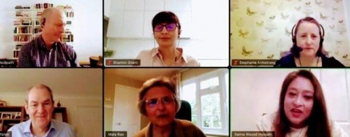 বাংলাদেশ-ব্রিটেন মানসিক স্বাস্থ্য গবেষণা নেটওয়ার্কের উদ্বোধন, প্রধান বক্তা সায়মা ওয়াজেদ