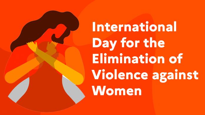 elimination of violence against women's day 2020